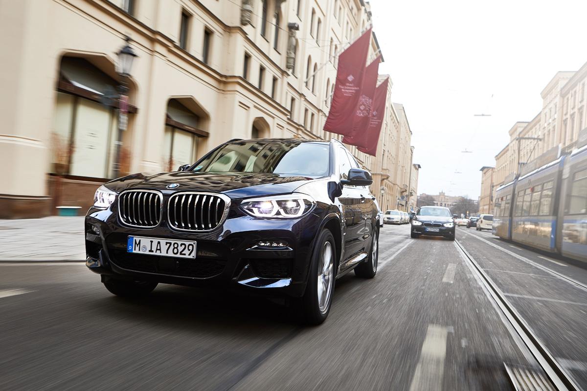 BMW X3 híbrido