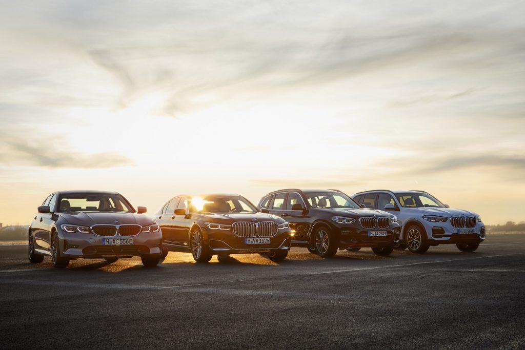 Gama híbrida BMW 2019