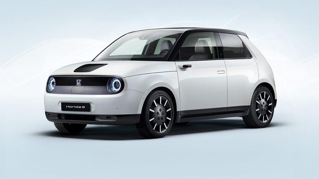Honda e 2020