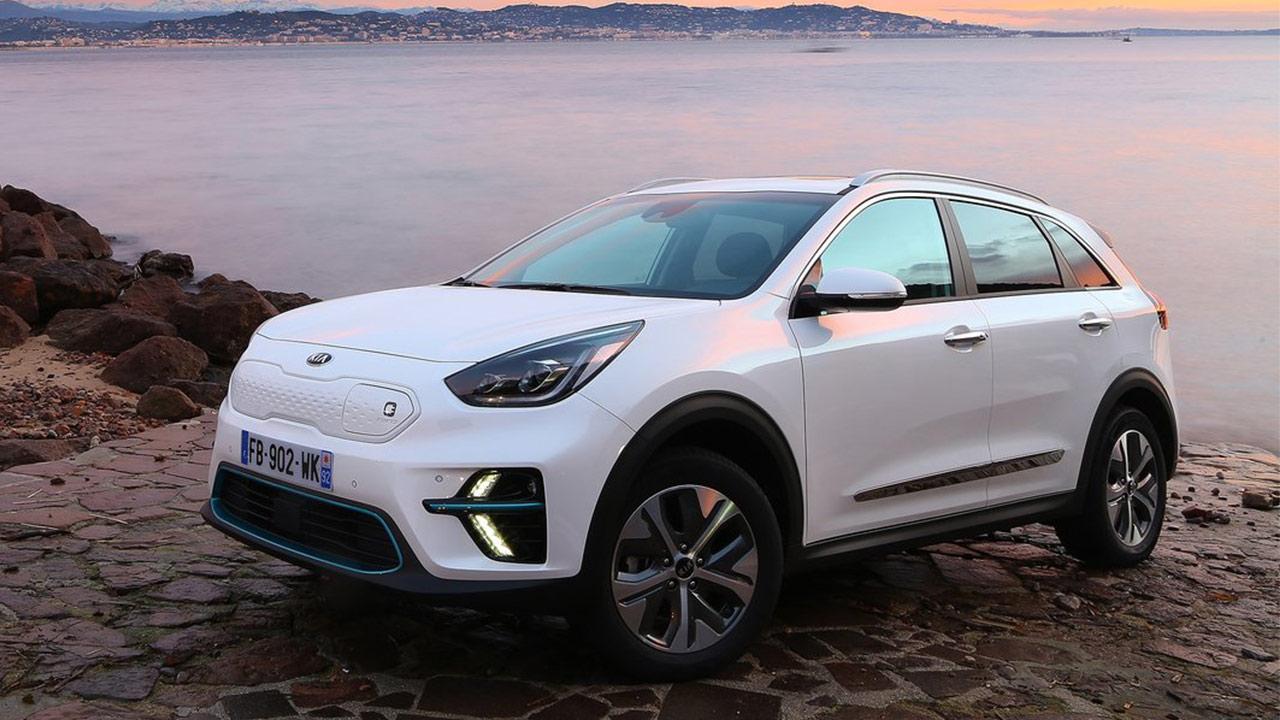 Mejores coches eléctricos 2020 Kia e-Niro