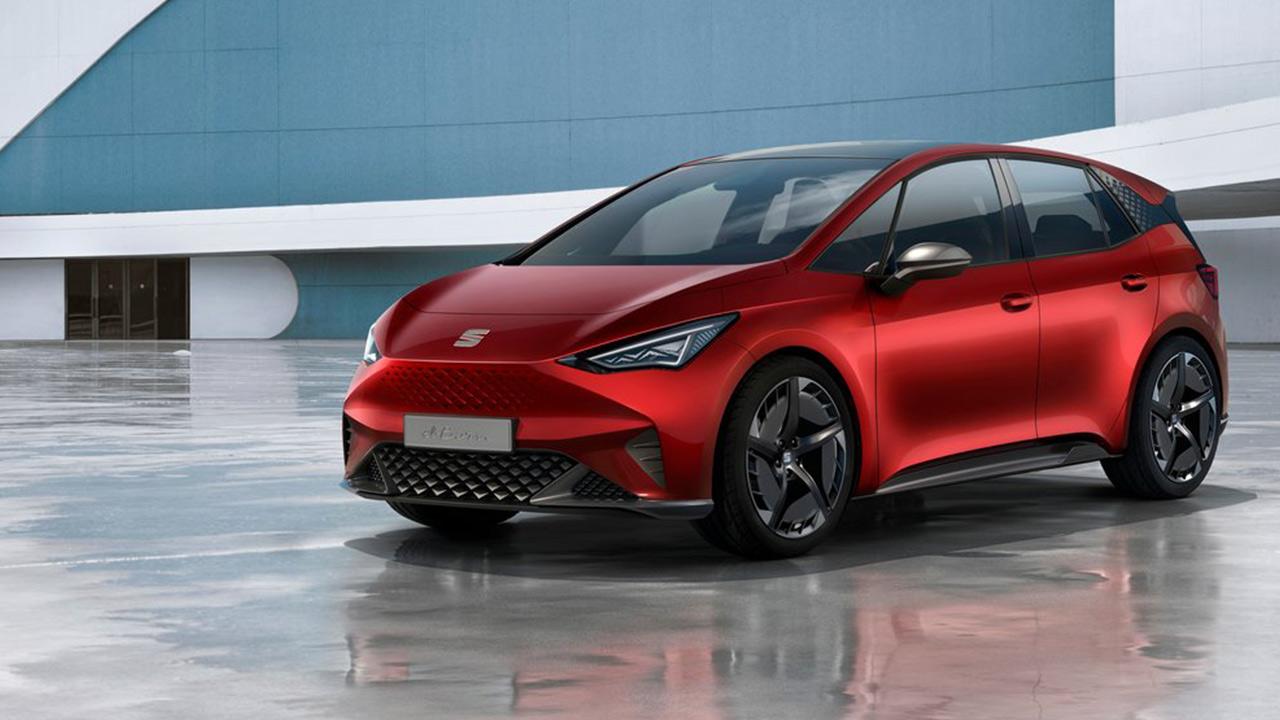 Mejores coches eléctricos 2020 Seat el-Born