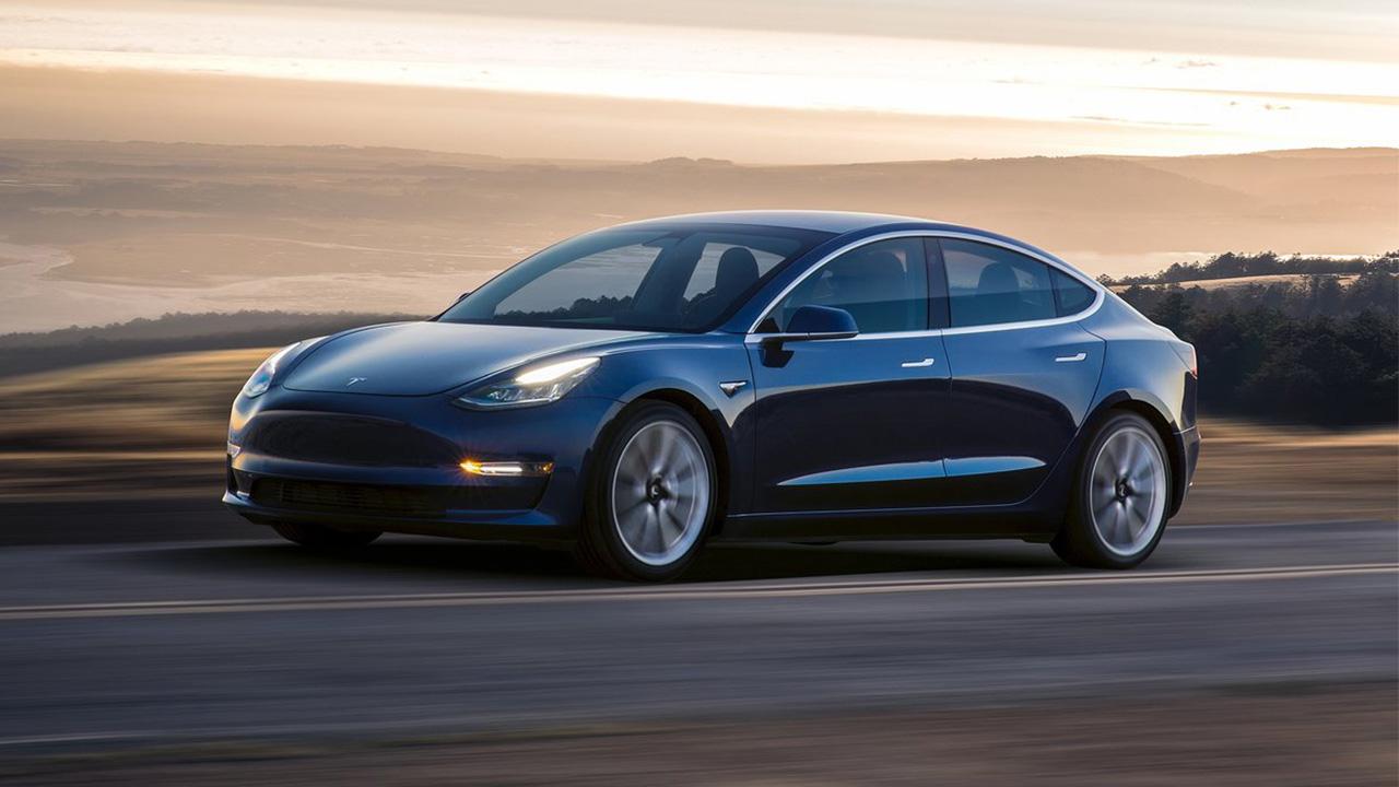 Mejores coches eléctricos 2020 Tesla Model 3