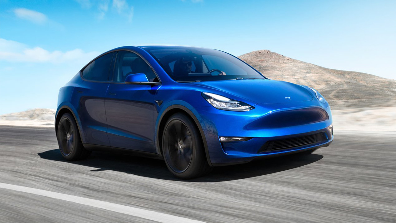 Mejores coches eléctricos 2020 Tesla Model Y