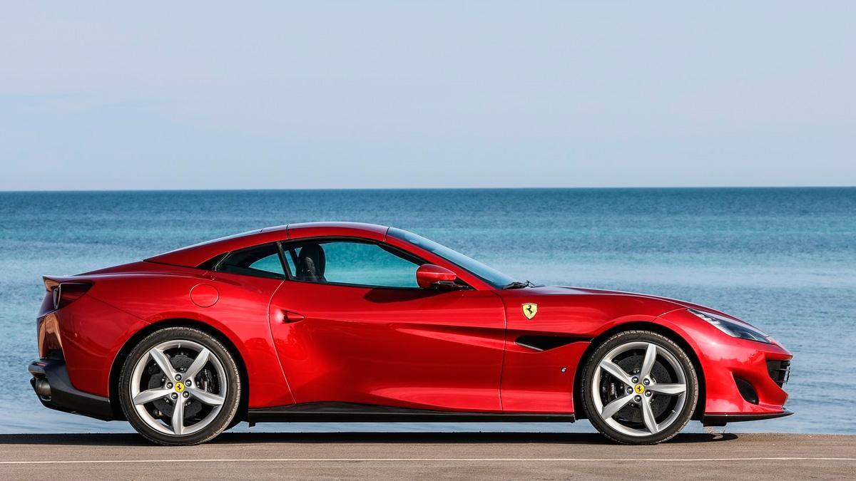 Ferrari Portofino Coupe Asi Sera Esta Nueva Version Holycars Tv