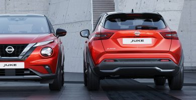 Rivales Nissan Juke 2020