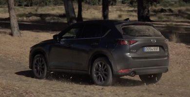 Medidas del Mazda CX-5