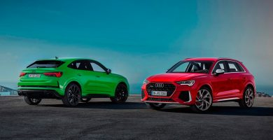 Audi RSQ3 2020