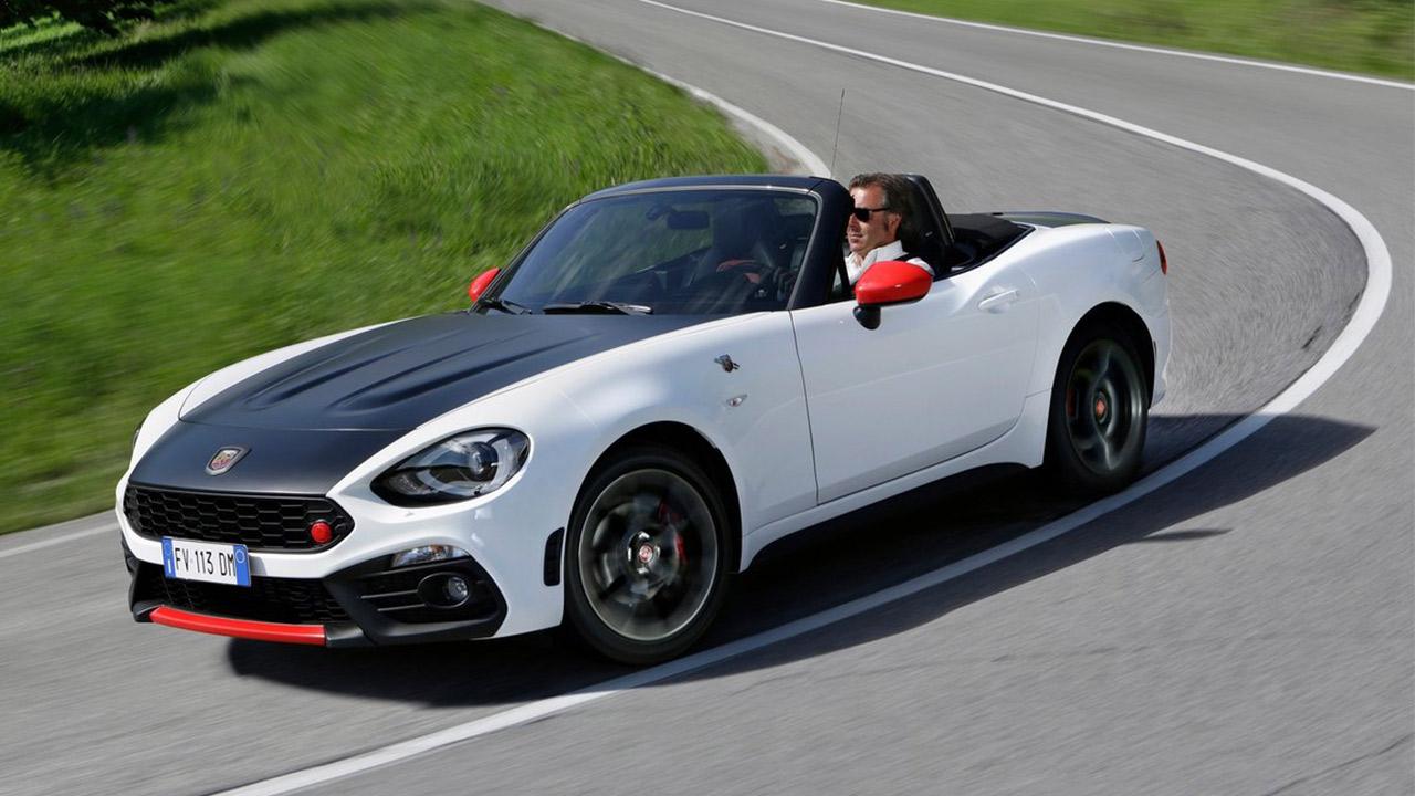 coches deportivos baratos Abarth