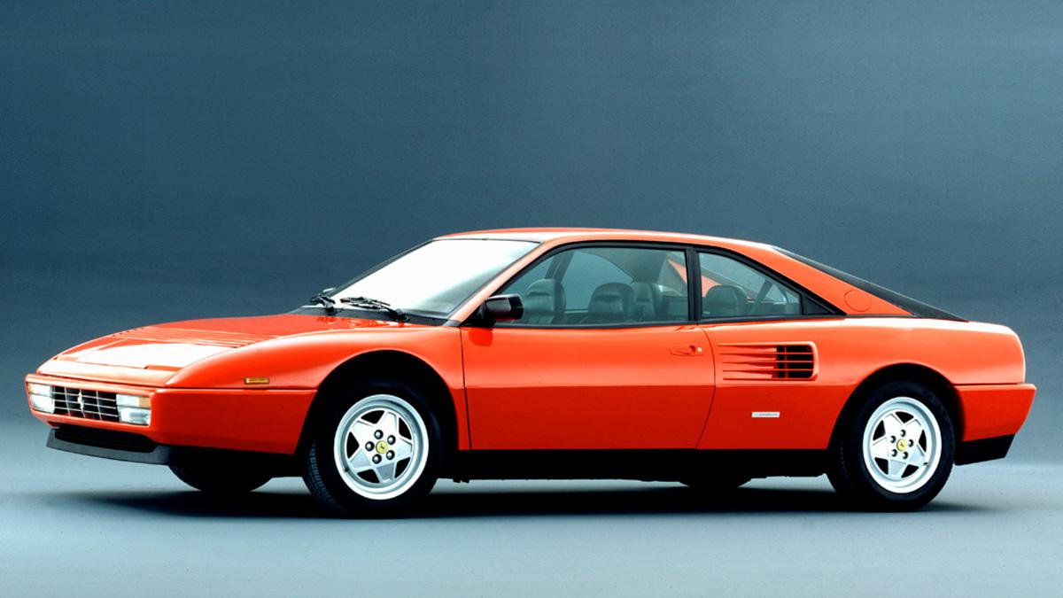 Ferrari Mondial T, antecesor del Ferrari Portofino Coupé