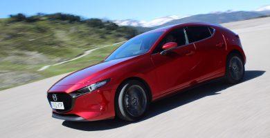 Prueba del Mazda 3