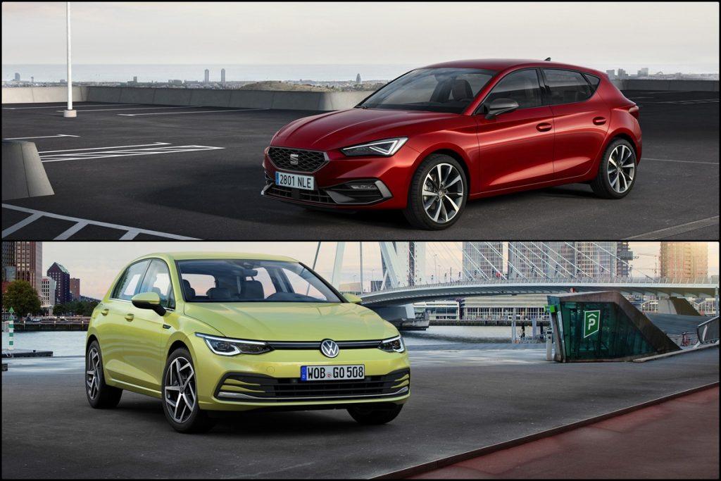 Seat León 2020 o Volkswagen Golf 2020