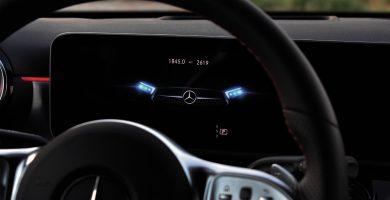 Sistema Mercedes MBUX