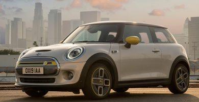 mejores coches eléctricos 2020 mini