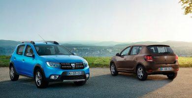 Dacia Sandero: coche más vendido España octubre