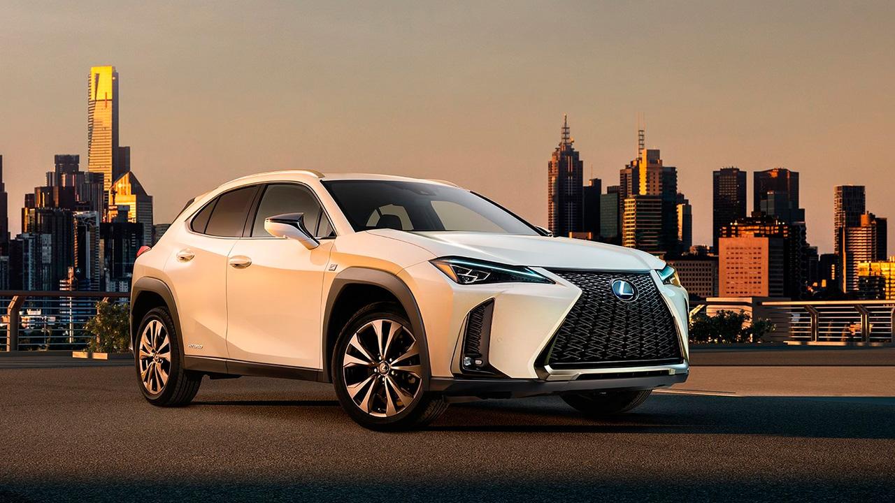 Mejores coches híbridos: Lexus UX