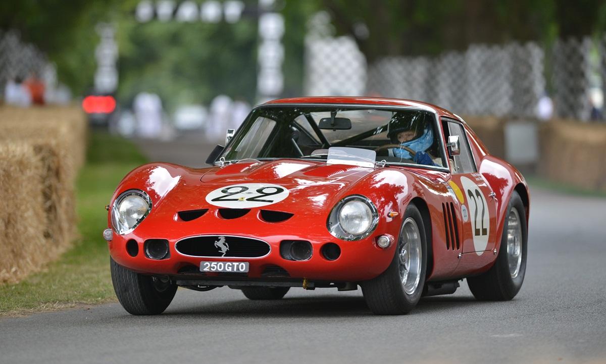 Mejores Ferrari historia