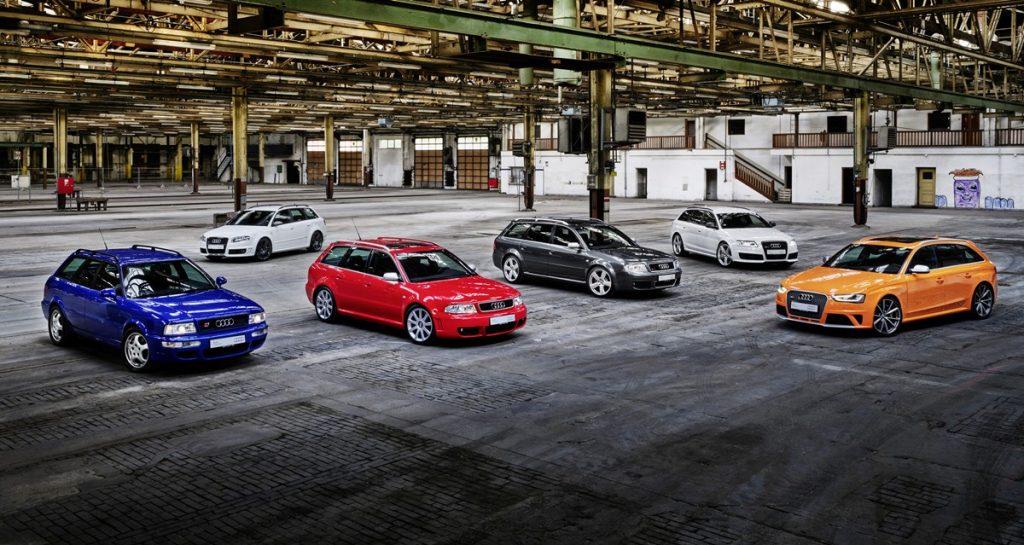 Mejores Audi de la historia
