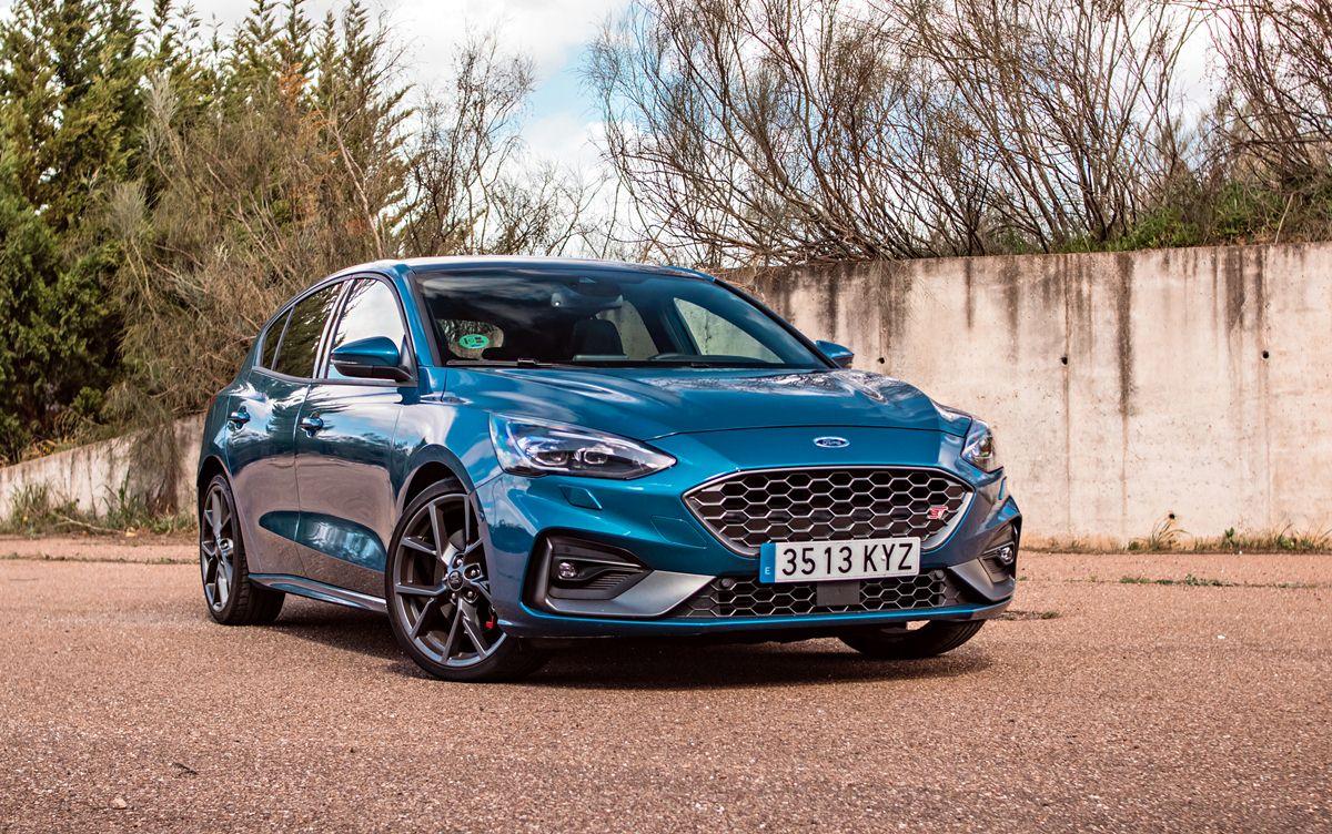 Prueba Ford Focus ST 2020