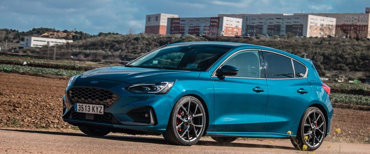 Prueba del Ford Focus ST 2020