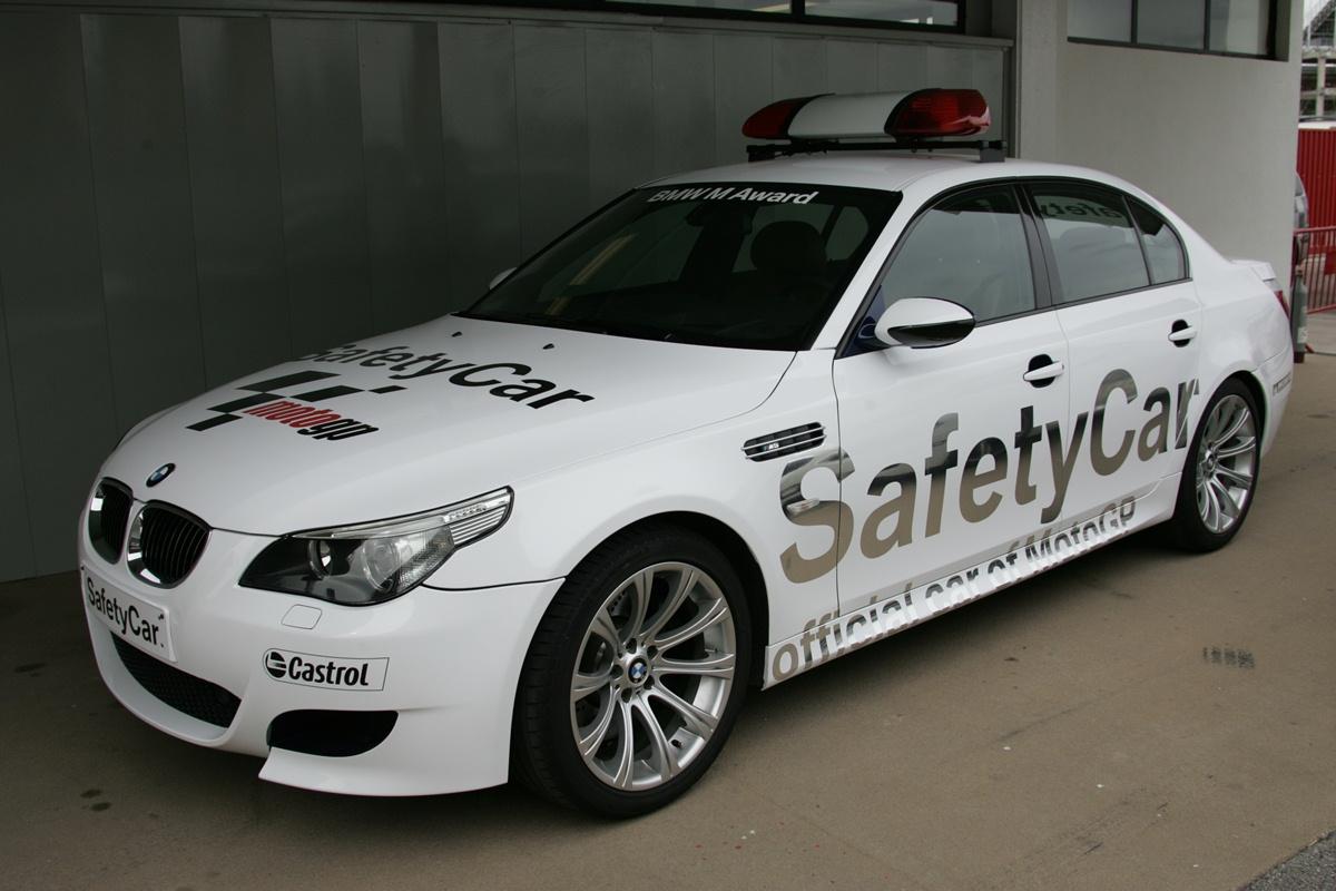 Bmw Safety Car Desde 1999 Protegiendo A Los Pilotos Holycars Tv