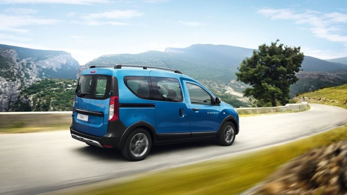 Coches Dacia Dokker 2020
