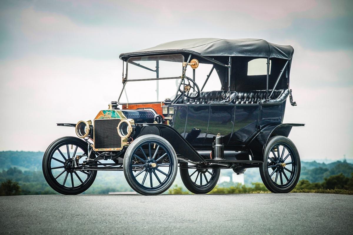 Mejores Ford de la historia Model T