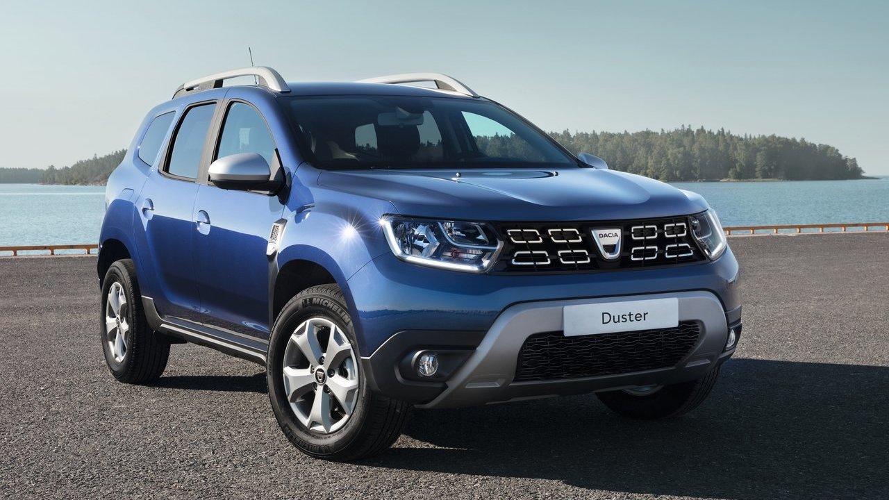 Motores del Dacia Duster