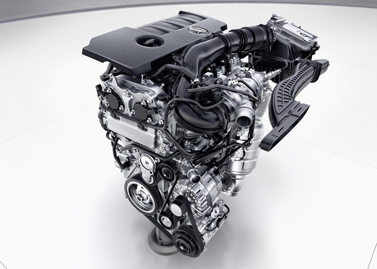 Motores Mercedes GLA