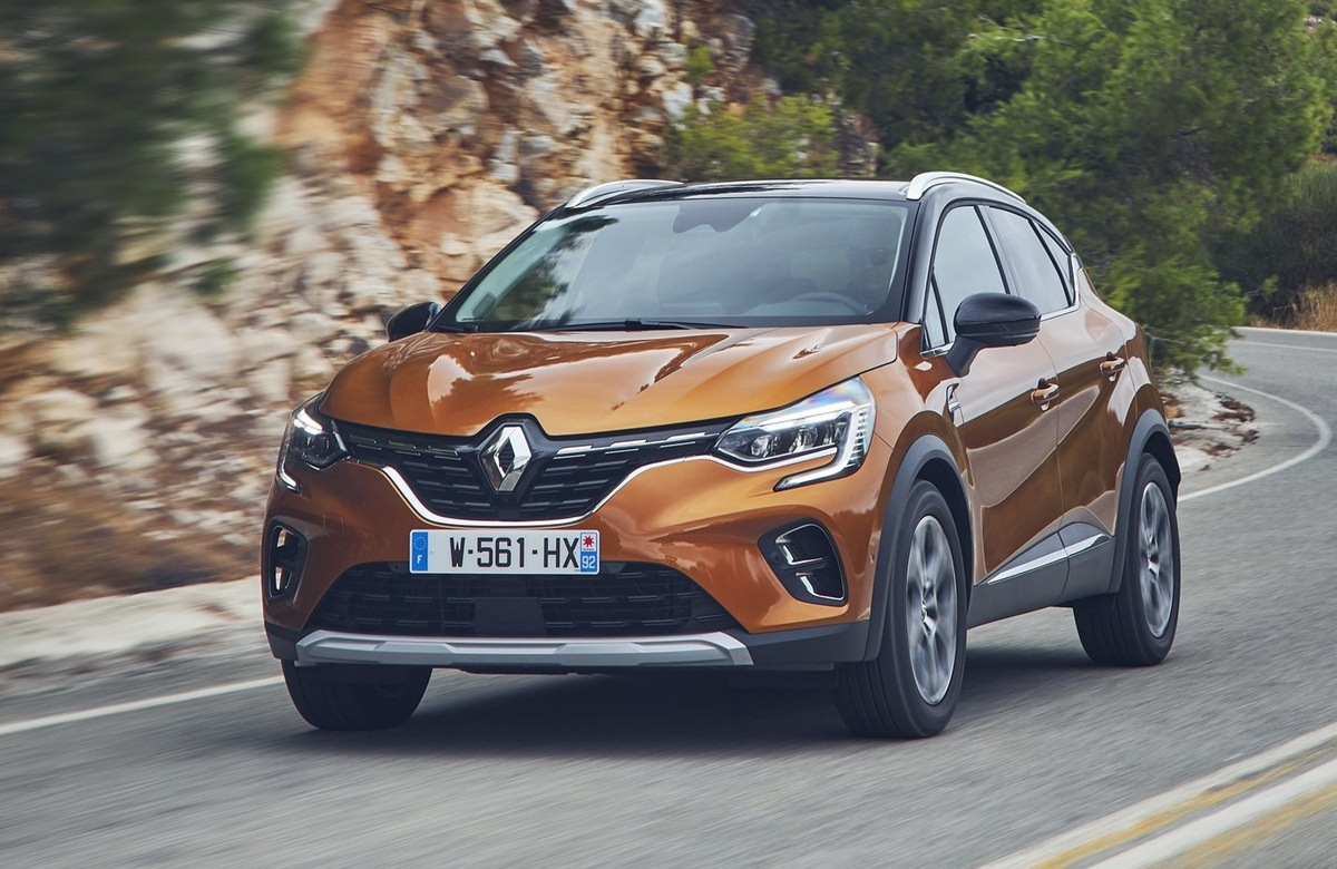 Dacia Duster o Renault Captur