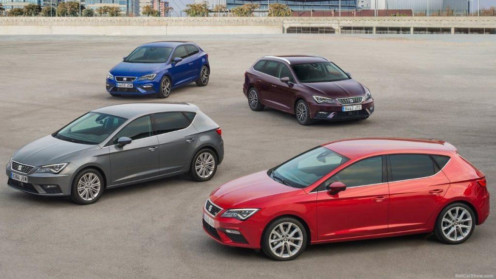 Seat Leon coche más vendido España