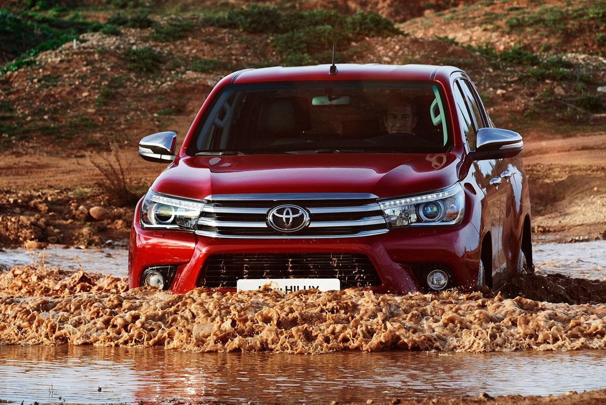 Mejores Toyota Hilux