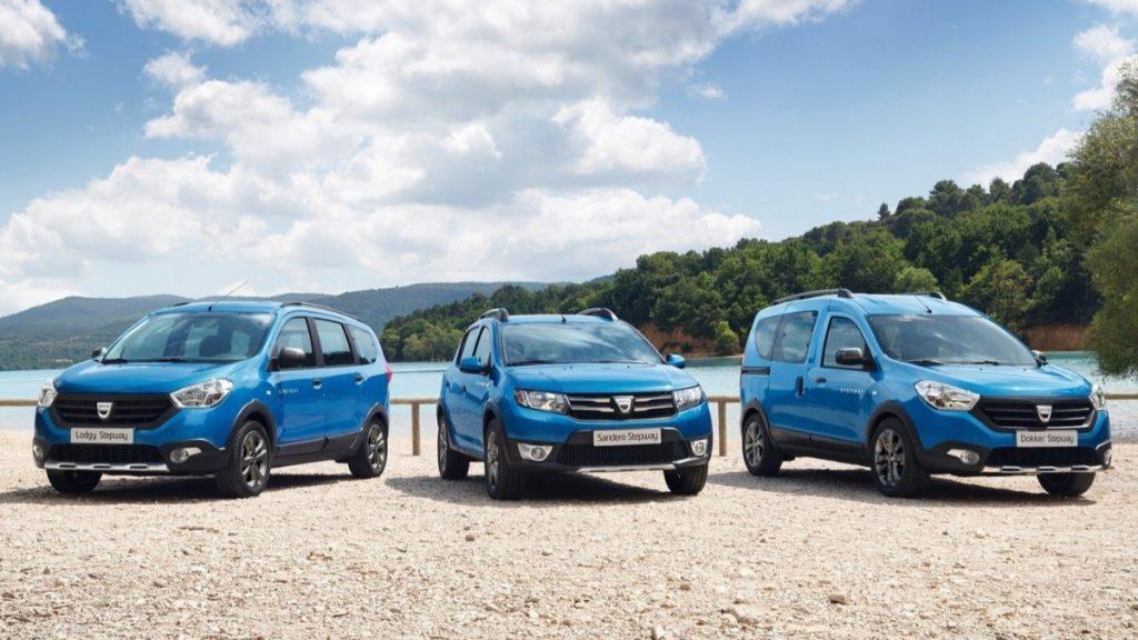 Coches Dacia 2020