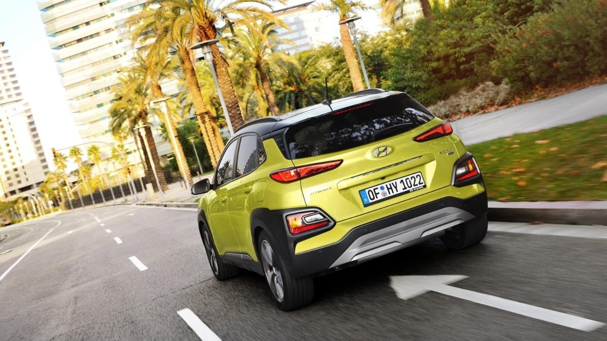 Coches más vendidos Espana 2020 Hyundai Kona
