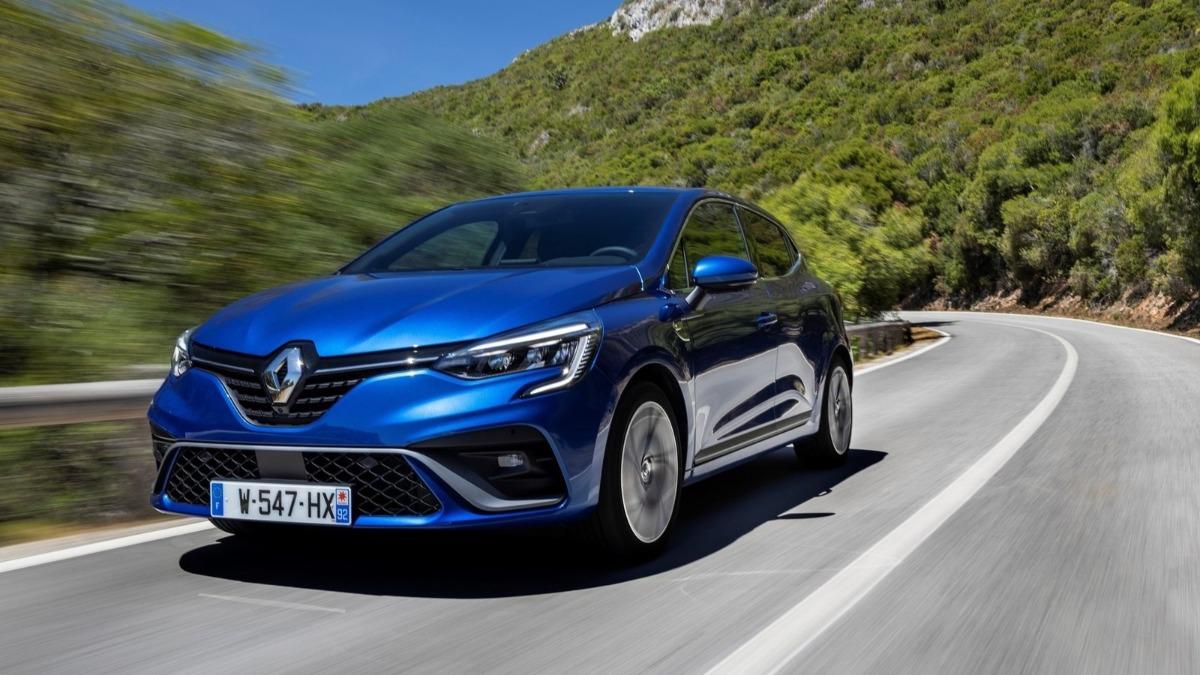 Coches más vendidos Espana 2020 Renault Clio