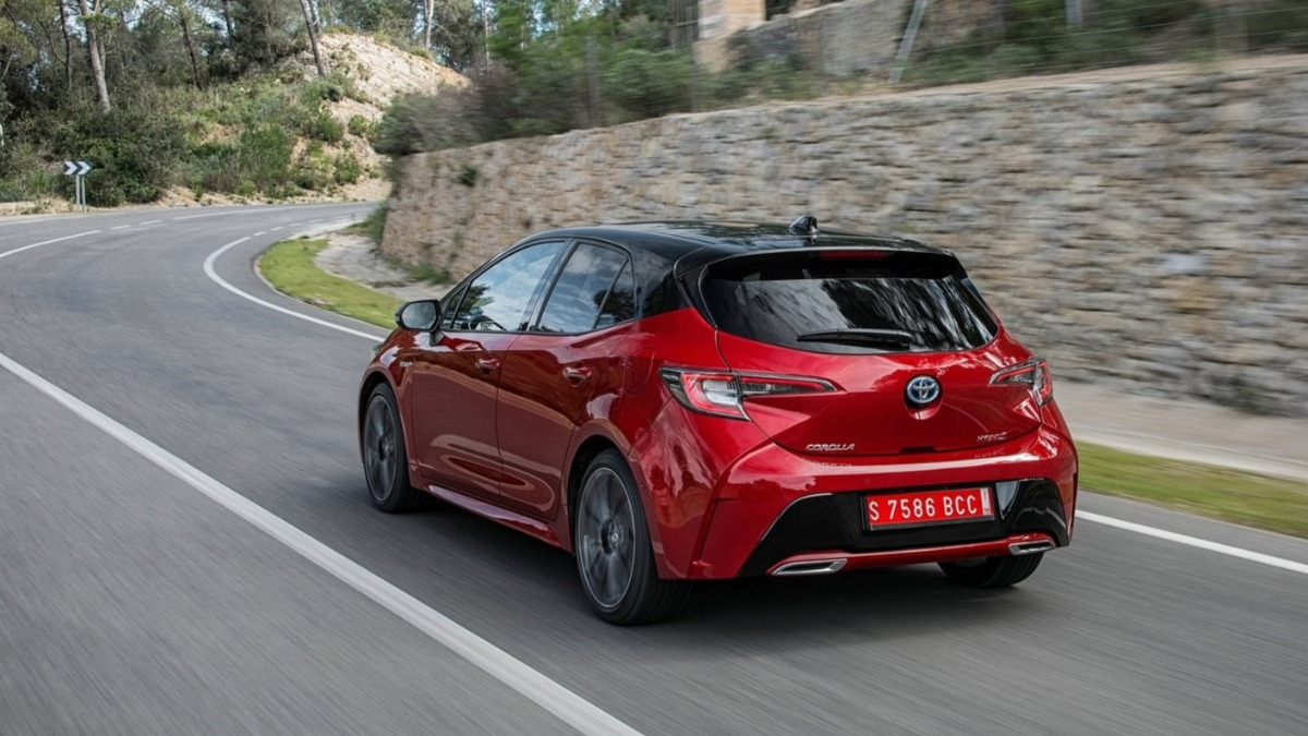 Coches más vendidos Espana 2020 Toyota Corolla