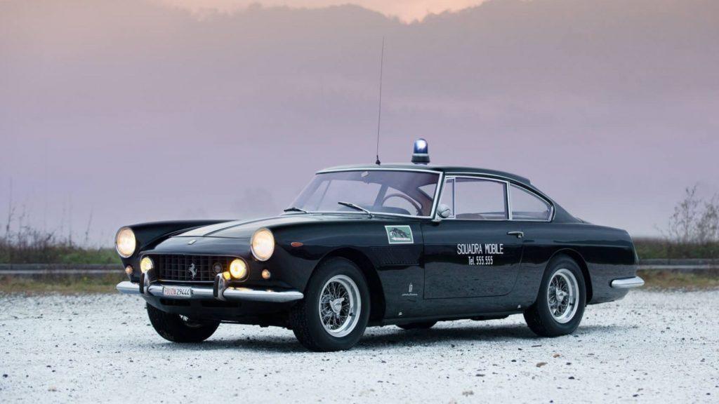 Ferrari de policía