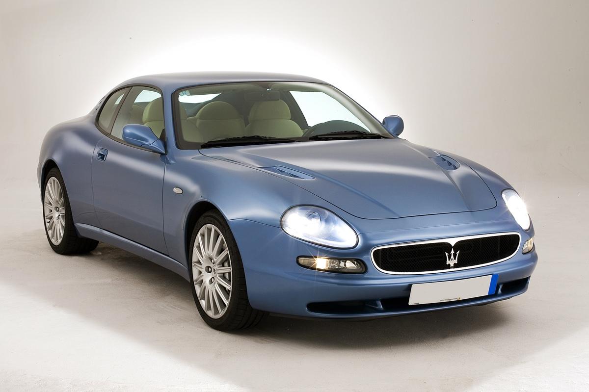 Mejores Maserati historia 3200 GT