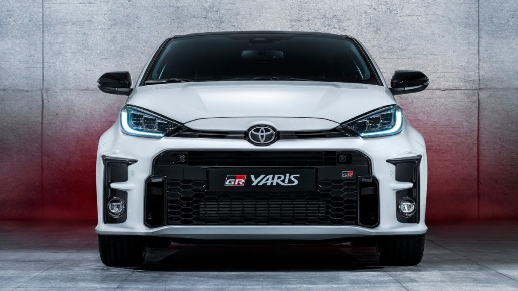 Toyota GR Yaris en oferta