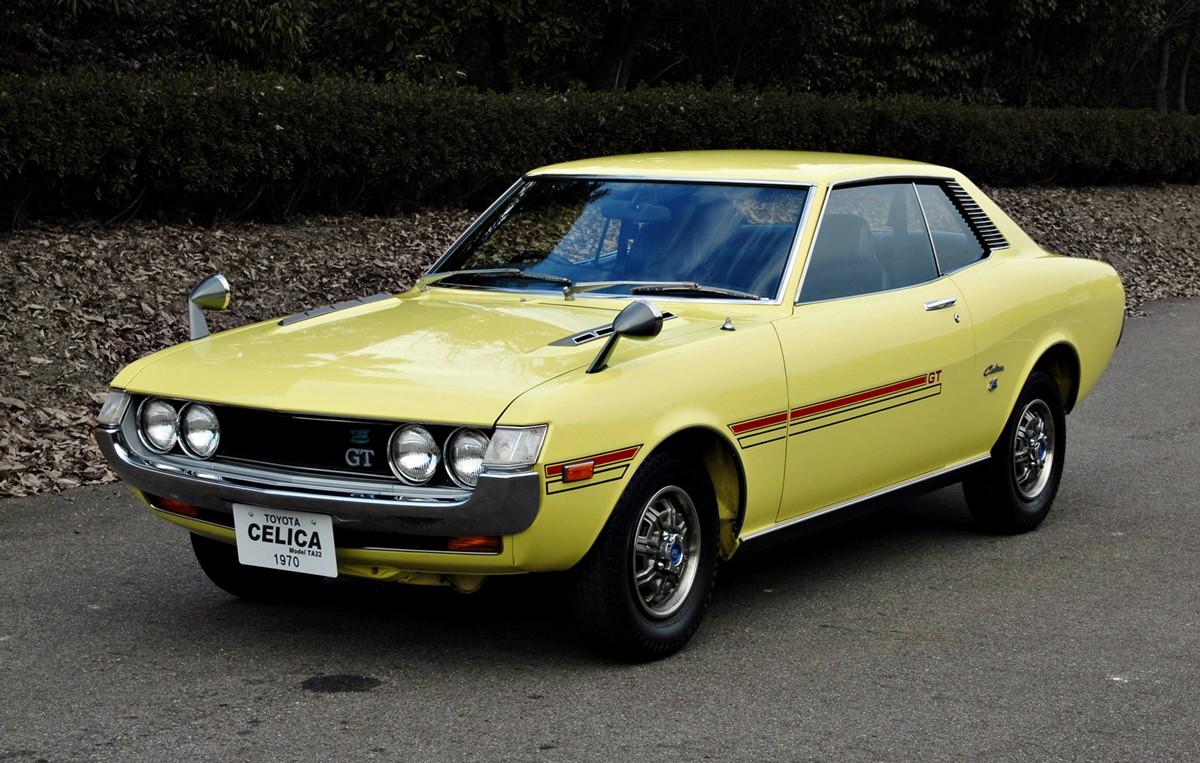 Historia Toyota Celica