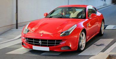 Ferrari FF a 320 kmh