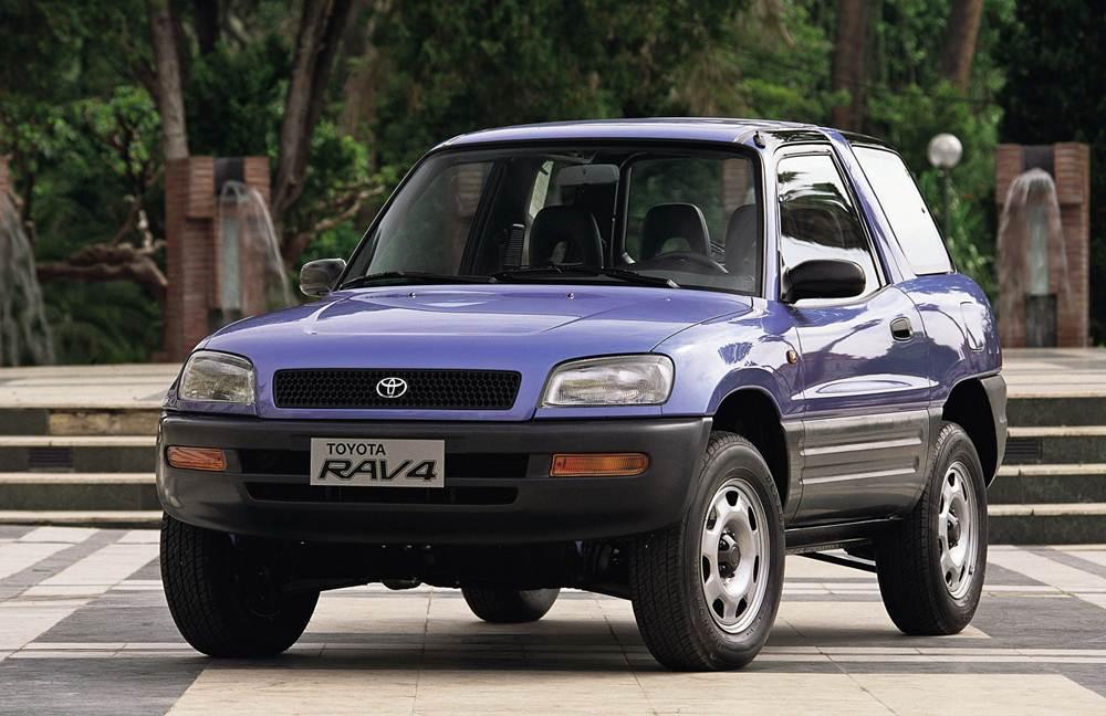 Historia del Toyota RAV4