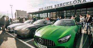 Cierre Ace Cafe Barcelona