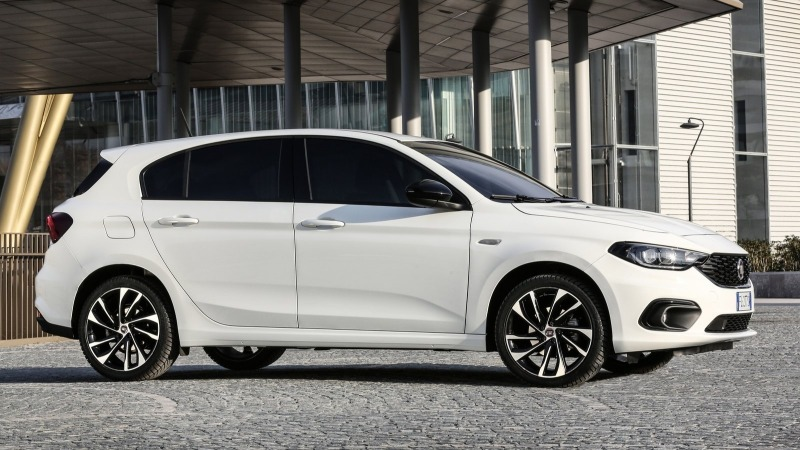 Mejores coches baratos Fiat Tipo