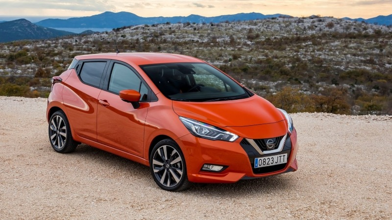 Mejores coches baratos Nissan Micra