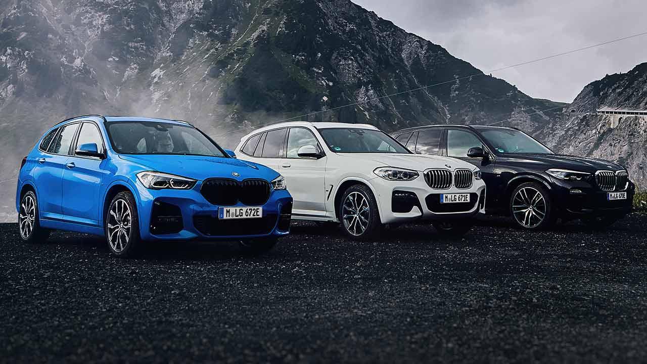 precio del BMW X1 híbrido