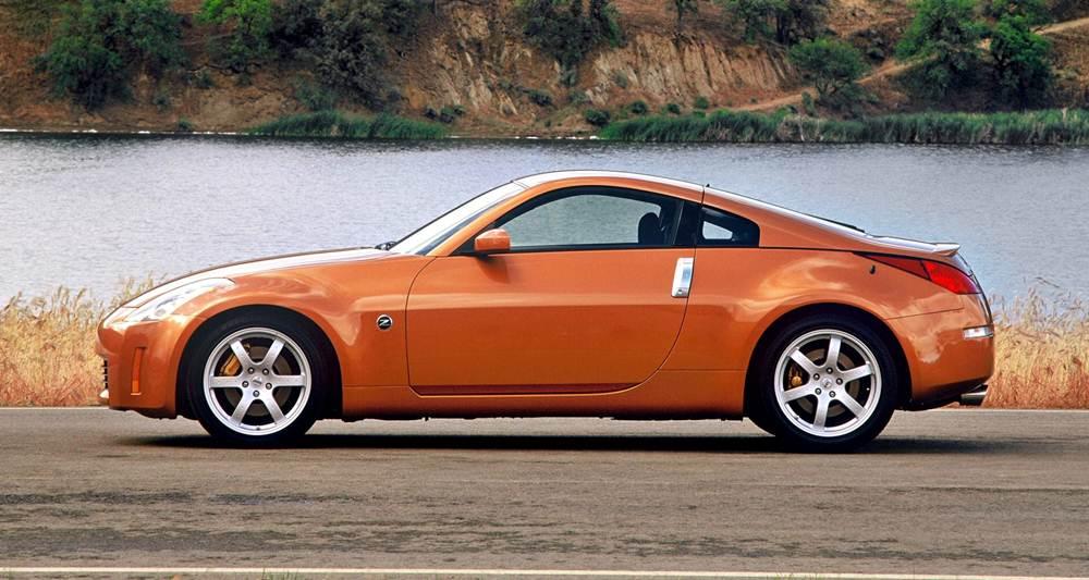 Nissan 350Z de segunda mano