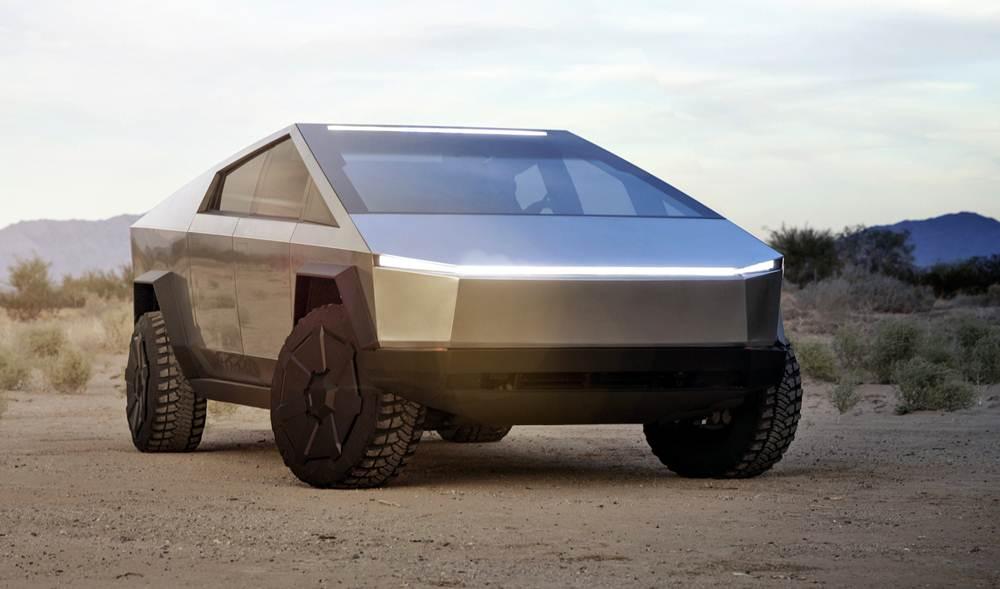 Rivales del Tesla Cybertruck