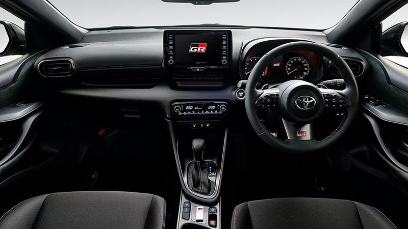 Toyota GR Yaris RS 2020