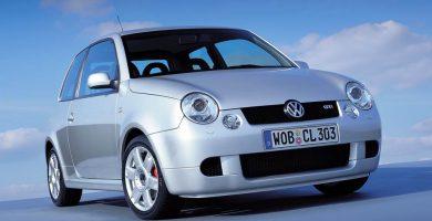 Volkswagen Lupo GTI de segunda mano
