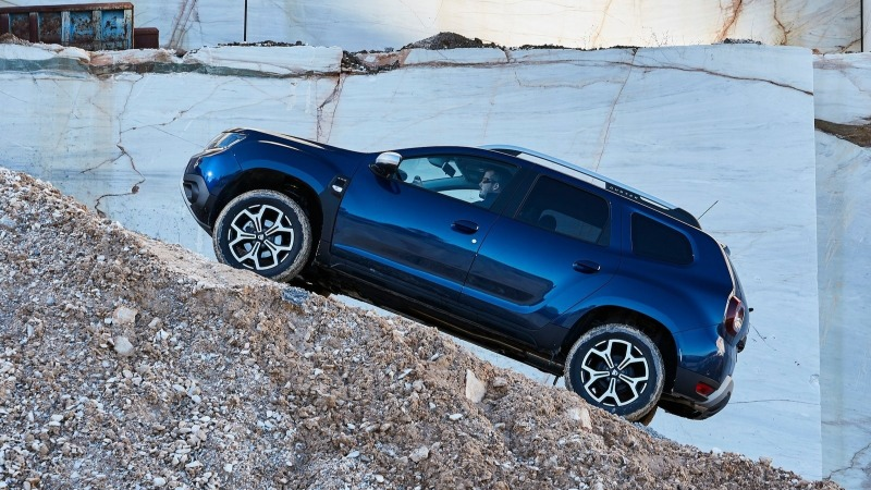Mejores todoterrenos 2021 Dacia Duster 4x4